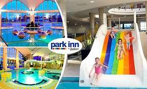 Sleva na pobyt 29% - Maďarsko: 5-8 denní wellness pobyt v Hotelu Park Inn *…