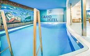 34% Vysočina: 3 denní pobyt pro DVA v Grand Hotelu **…