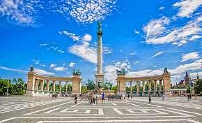 41% Maďarsko: 3-4 denní pobyt pro DVA v hotelu…