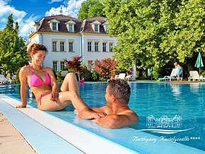 Sleva 51% - Maďarsko: 3 denní wellness pobyt pro DVA v Batthyány Kastélyszálló **** s polopenzí.