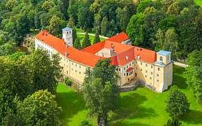 47% Polsko: 3-4 denní wellness pobyt pro DVA na Zamek…