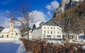 Sleva na pobyt 50% - Rakousko: 3-5 denní wellness pobyt pro DVA v Landhotel…
