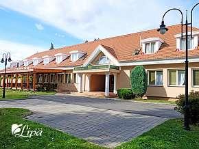 Sleva 22% - Maďarsko: 3 denní wellness pobyt pro DVA v hotelu Lipa *** s polopenzí.