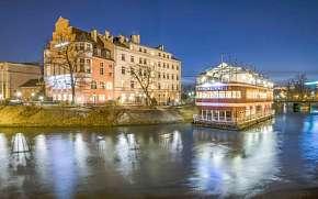 42% Polsko: 3-4 denní pobyt pro DVA v hotelu Tumski *…