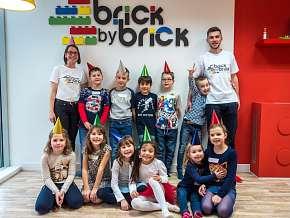 Sleva 30% - Zábavná narozeninová oslava pro děti od 3 do 14 let v Brně v délce 2 hodin včetně…