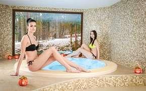 45% Morava: 3 denní wellness pobyt pro DVA v Hotelu…