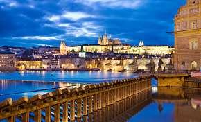 42% Praha: 3 denní pobyt pro DVA v hotelu City Crown,…