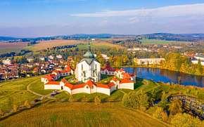 45% Vysočina: 3-7 denní pobyt pro DVA s polopenzí v…
