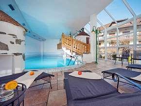 Sleva 50% - Itálie: 4 denní wellness pobyt pro DVA v Hotelu Mühlenerhof**** s polopenzí.
