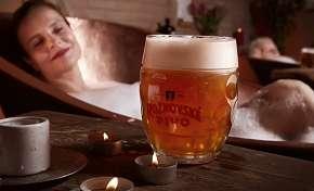 39% Beskydy: 2 denní wellness pobyt pro DVA s pivní…