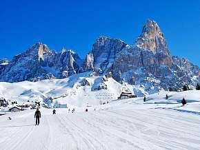 Sleva 53% - Itálie, Jižní Tyrolsko: 4 denní wellness pobyt pro DVA v hotelu Goldene Rose*** s…
