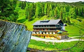45% Rakousko: 3-5 denní pobyt pro DVA v českém Hotelu…