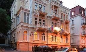 38% Mariánské Lázně: 3-4 denní pobyt pro DVA ve Villa…