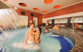 30% Maďarsko: 3-5 denní wellness pobyt v Hotelu Flóra…