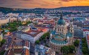 35% Maďarsko: 3-4 denní wellness pobyt pro DVA v Expo…