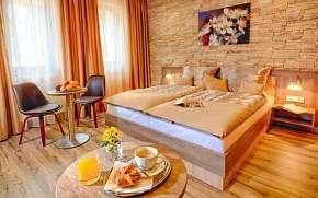 42% Bratislava: 3-4 denní pobyt pro DVA v Hotelu…