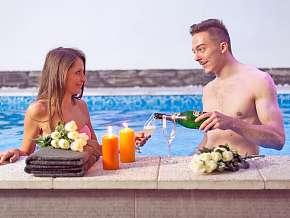 Sleva 48% - Maďarsko: 3 denní wellness pobyt pro DVA v Relax Hotel Hévíznél Relax s polopenzí.