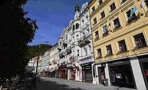 51% Karlovy Vary: 3-5 denní lázeňský pobyt pro DVA v…