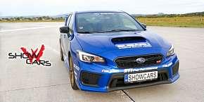 Sleva 72% - Adrenalinová jízda po letišti v Subaru Impreza WRX STI, cca 20 minut, varianta bez…