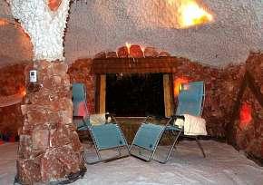 Sleva 58% - Solná jeskyně v Ostravě: 1× vstup pro 1 nebo 2 osoby nebo permanentka + až 2 děti do…