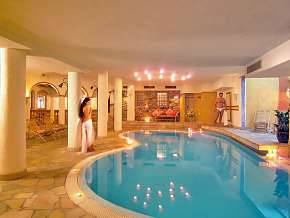 Sleva 23% - Itálie: 4 denní wellness pobyt pro DVA v hotelu Stocker*** s polopenzí.