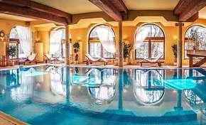 31% Polsko: 3-4 denní pobyt pro DVA v Grand Hotelu…