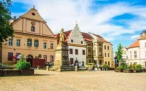 40% Jižní Čechy: 3-6 denní pobyt pro DVA v Hotelu…