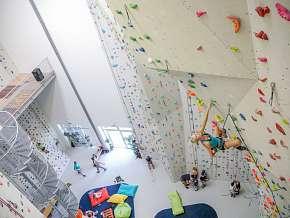 Sleva 54% - Kurz lezení pro 2 osoby na 1 či 2 hodiny pro pokročilé či začátečníky vč. zapůjčení…