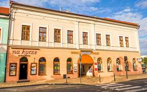 Sleva na pobyt 53% - Slovenský ráj: 3-4 denní lázeňský pobyt pro DVA v…