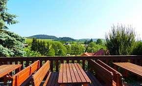 43% Šumava: 3 denní pobyt pro DVA v hotelu Hořice…