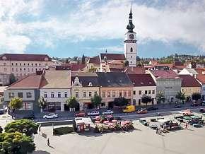 Sleva 32% - Vysočina: 3 denní wellness pobyt pro DVA v hotelu Zlatý Kříž ***s polopenzí.