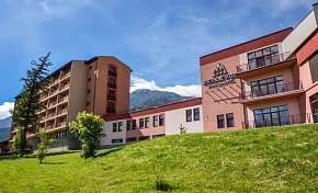 46% Vysoké Tatry: 3 denní wellness pobyt pro DVA v…