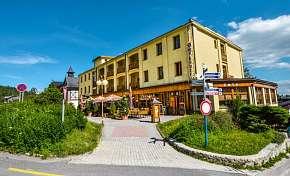 51% Tatry: 3-7 denní pobyt pro DVA v hotelu Smokovec …