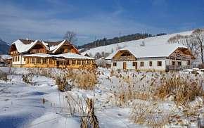 30% Slovensko: 3-6 denní pobyt pro DVA v penzionu…