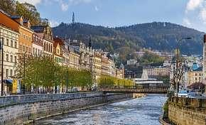 51% Karlovy Vary: 3-4 denní pobyt pro DVA v hotelu…