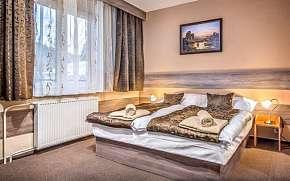 38% Nízké Tatry: 4-5 denní pobyt pro DVA v Penzionu…