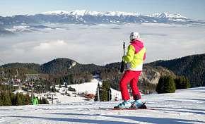 32% Malá Fatra: 3 denní lyžařský pobyt pro DVA s…