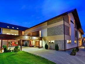 Sleva na pobyt 39% - Slovensko: 3 denní wellness pobyt pro DVA v hotelu…