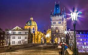 39% Praha: 3 denní pobyt pro DVA v oceněném Hotelu…