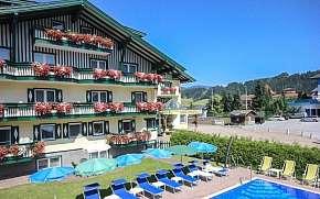 39% Rakousko: 4-6 denní pobyt v Hotelu Unterberghof *…
