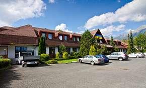 44% Tatry: 3-6 denní pobyt pro DVA v hotelu Autis ***…