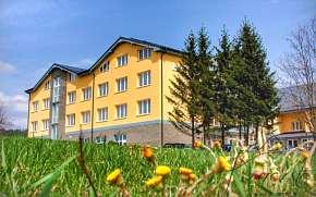 41% Vysoké Tatry: 3-4 denní pobyt pro DVA v hotelu…