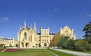 44% Jižní Morava: 3-4 denní pobyt pro DVA s polopenzí…