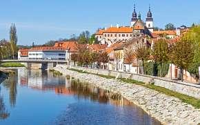 Sleva na pobyt 38% - Vysočina: 3-5 denní pobyt pro DVA v Hotelu Zlatý Kříž …
