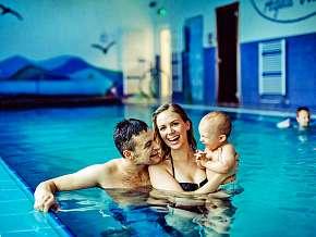 Sleva 46% - Slovensko: 3 denní wellness pobyt pro DVA v Aqua Vital Relax centru se snídaní.