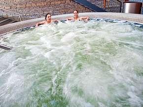 Sleva 11% - Maďarsko: 3 denní wellness pobyt pro DVA v hotelu Bolero Györ *** s polopenzí.
