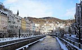 47% Karlovy Vary: 3-4 denní lázeňský pobyt pro DVA v…