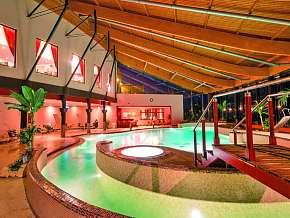 Sleva 50% - Maďarsko: 3 denní wellness pobyt pro DVA v apartmánu Duna Residence***** s polopenzí