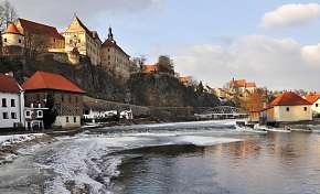 25% Jižní Čechy: 3-4 denní wellness pobyt pro DVA…