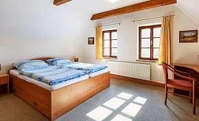 26% Vysočina: 3-6 denní pobyt pro DVA v penzionu U…